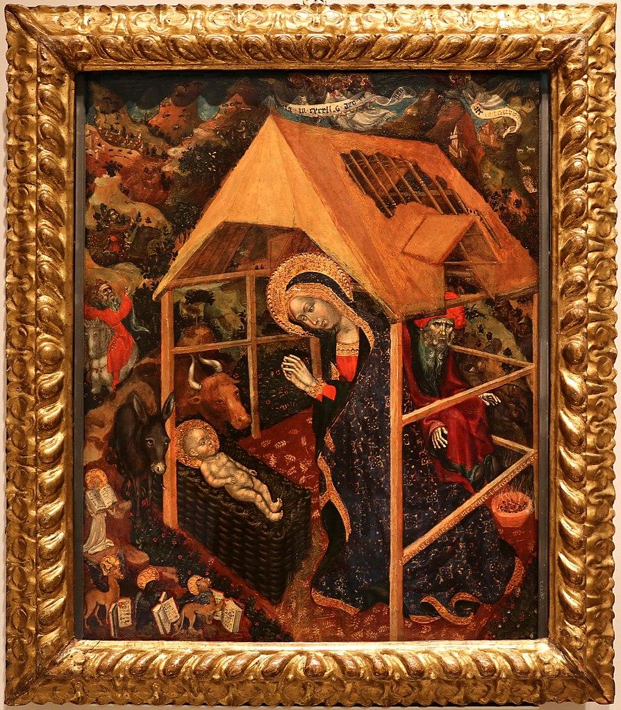 Federico Tedesco 1420 Nativita - Pinacoteca civica, Forlì
