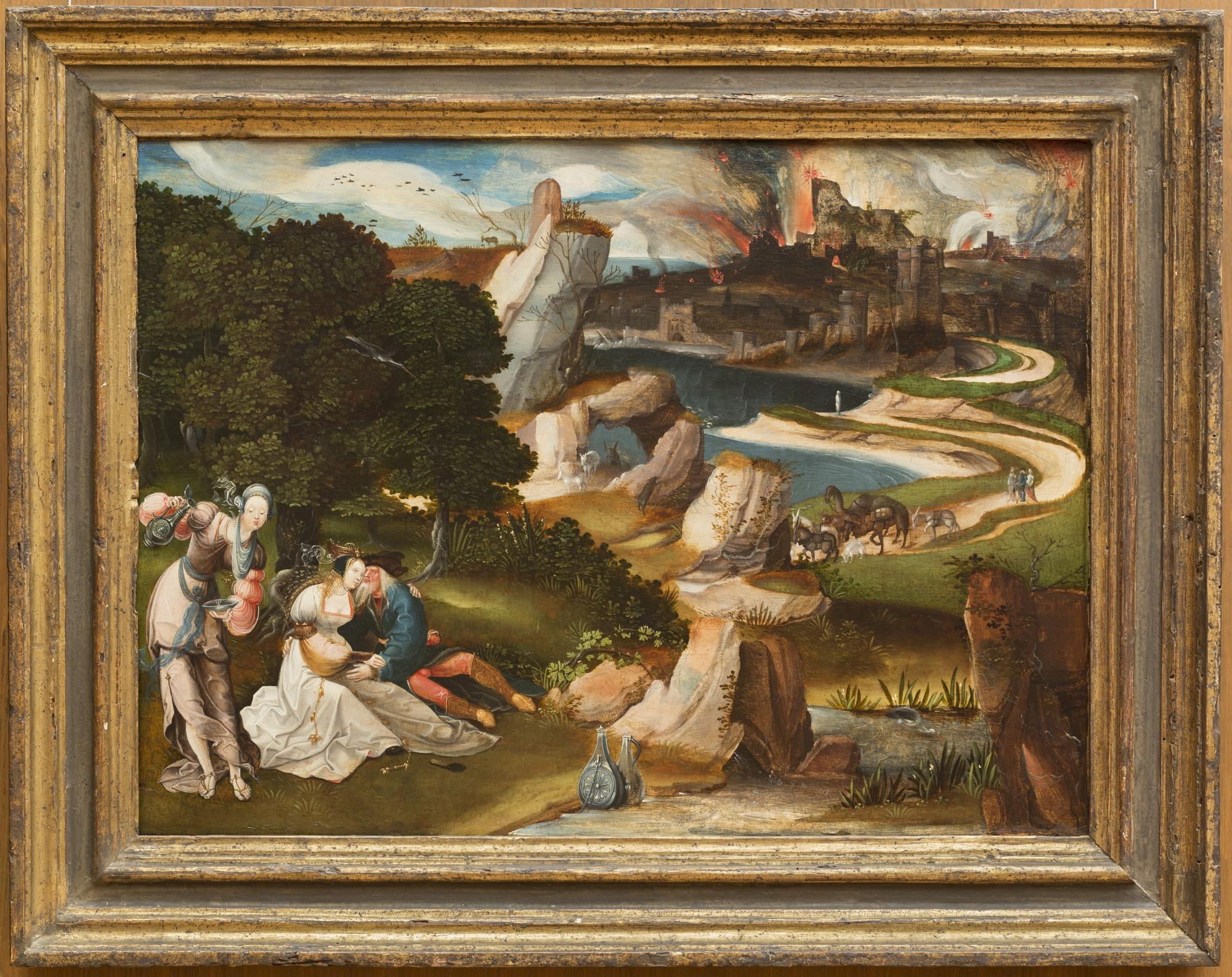 Jan_Wellens_de_Cock_-_Lot_and_his_daughters_(1523) detroit institute of arts
