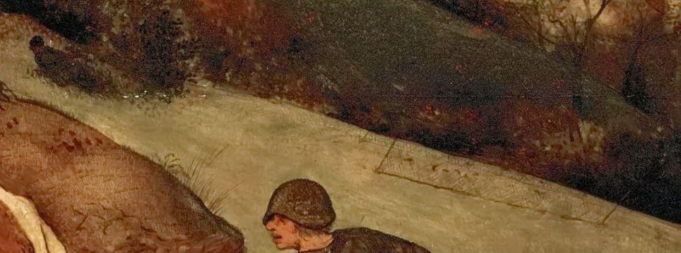 Pieter_Bruegel_(I)_-_The_Return_of_the_Herd_(1565) oiseleur