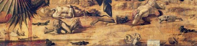 CarpaccioStGDragon 1502 scuola di San Giorgio degli Schiavoni, Venice detail