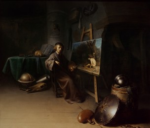 Gerrit Dou [1613-1675] http:/www.tuttartpitturasculturapoesiamusica.com;