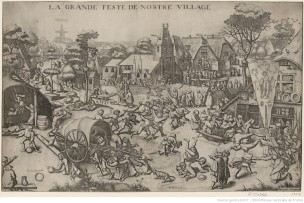 La_kermesse_de_la_Saint-Georges 1559 Gallica brueghel invention