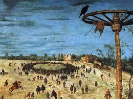 Pieter_Bruegel 1564 Portement de Croix roue
