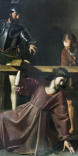 1635-38 Augustins_-_Le_portement_de_la_croix_-_Nicolas_Tournier