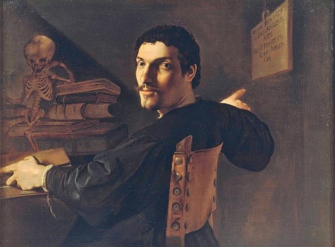 Pietro Paolini 1620-80 Portrait d'homme Toulouse, Fondation Bemberg