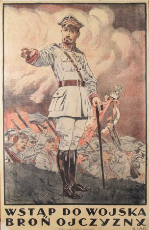 Pologne-1920-Bataille-de-Varsovie-General-Jozef-Haller