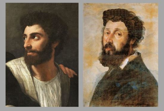 Raphael comparaison Jules Romain