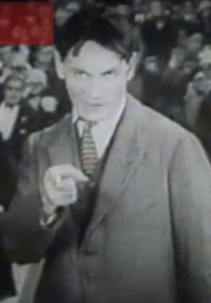 URSS 1929 Le Cadavre vivant The Living Corpse proces