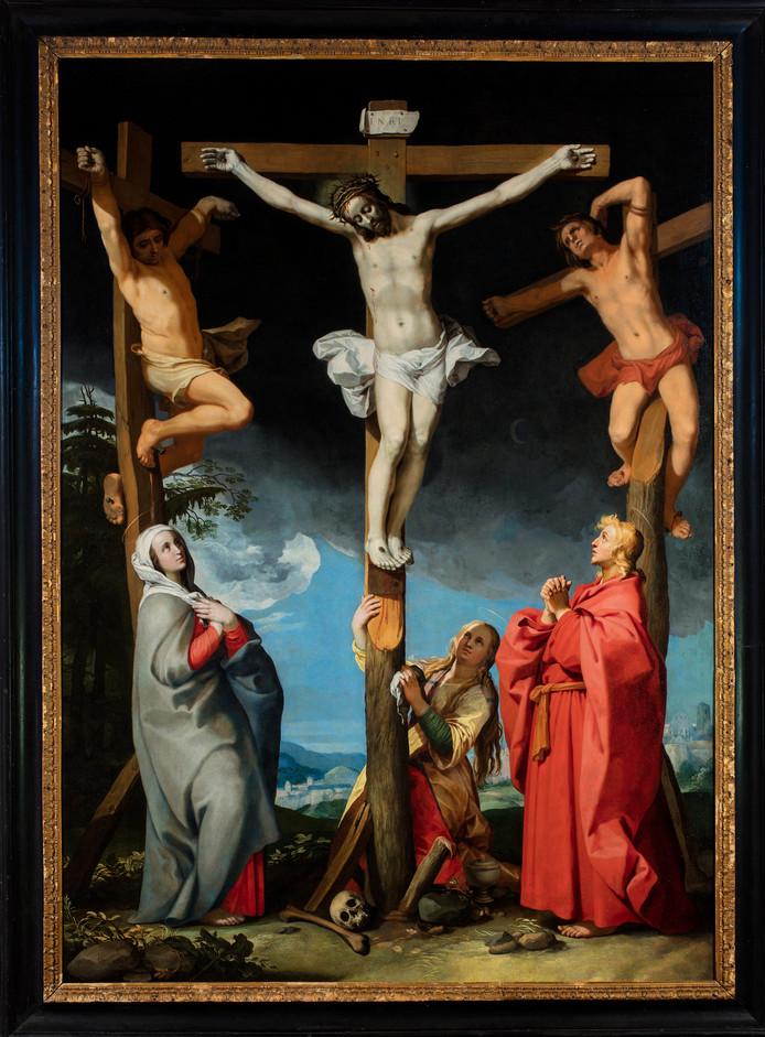 1629 Abraham Bloemaert Utrecht - Museum Catharijneconvent