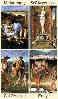 Bellini Allegories reconstitution 1989 Rona Goffen