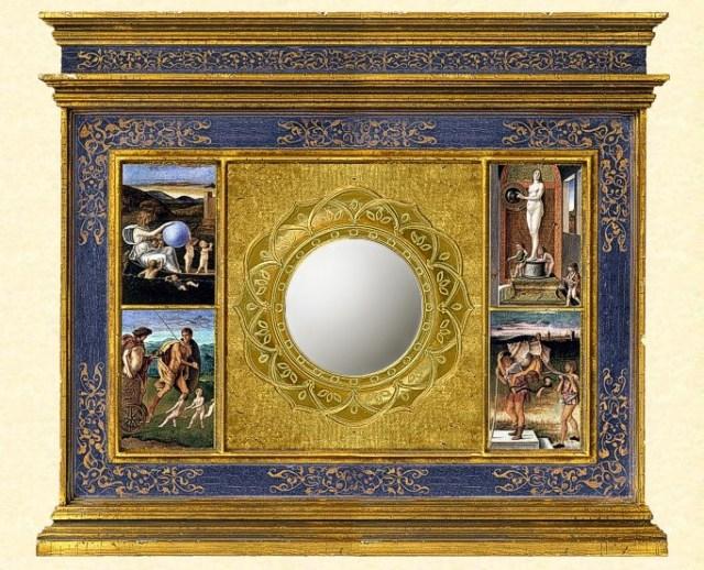 Bellini Allegories reconstitution 2009 Michael J.Hurst