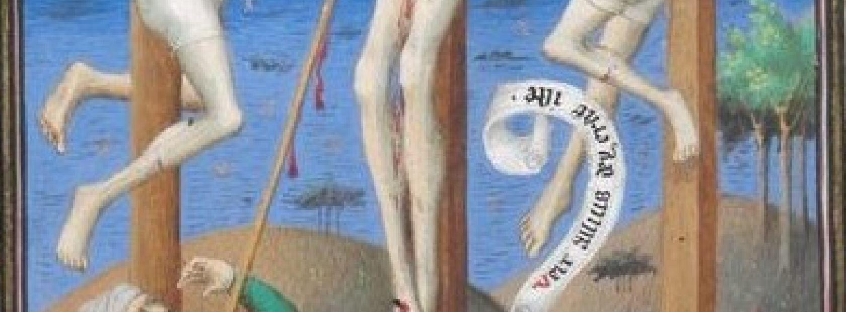 Livre d'heures 1422-1425 Vienne ONB Cod 1855 fol 282 detail