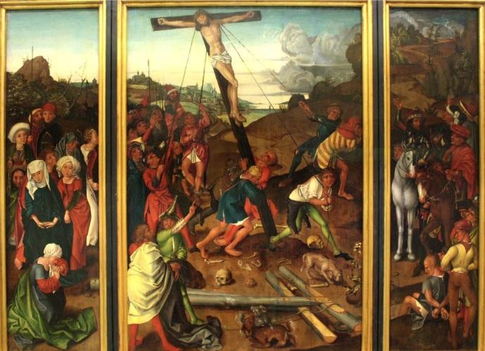 MEISTER DES STOTTERITZER ALTARS 1480 – 1500 staedelmuseum Francfort