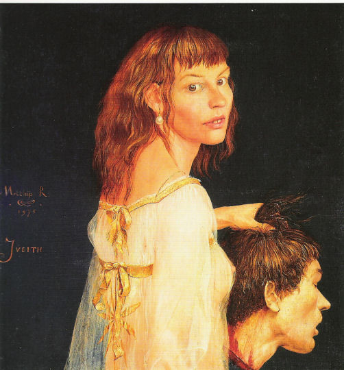 Matthijs Röling, Judith et Holopherne 1975