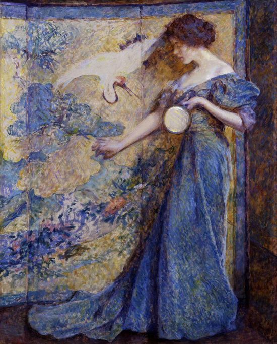 Robert_Reid_-_The_Mirror_-_Google_Art_Project