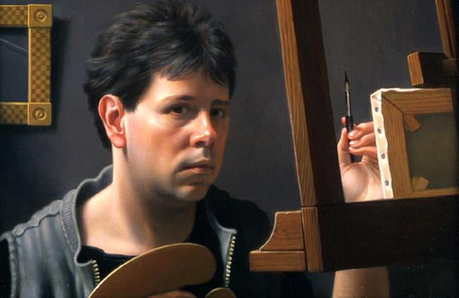 Will Wilson 2000 Self-portrait