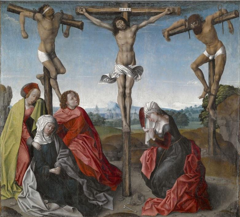 follower of Rogier van der Weyden vers 1500 Indianapolis museum of art
