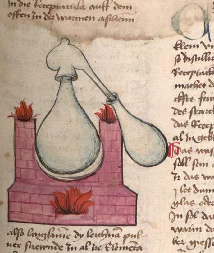 Buch der heiligen Dreifaltigkeit apres 1467
