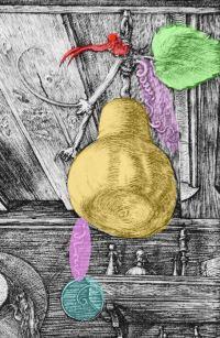 Durer 1514 Saint Jerome dans son etude calebasse
