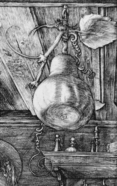 urer 1514 Saint Jerome dans son etude calebasse originale