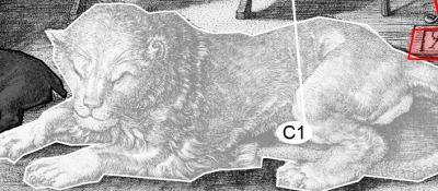 Durer 1514 Saint Jerome dans son etude grille de lecture C1