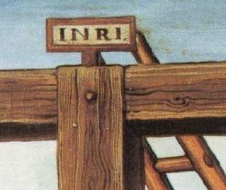 Durer BD 10 INRI Retable des Sept Douleurs Deploration vers 1500