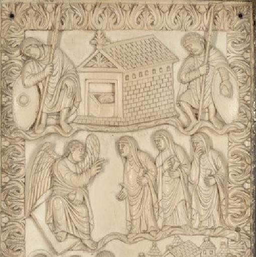Evangiles dits de Metz Lat 9390 Detail