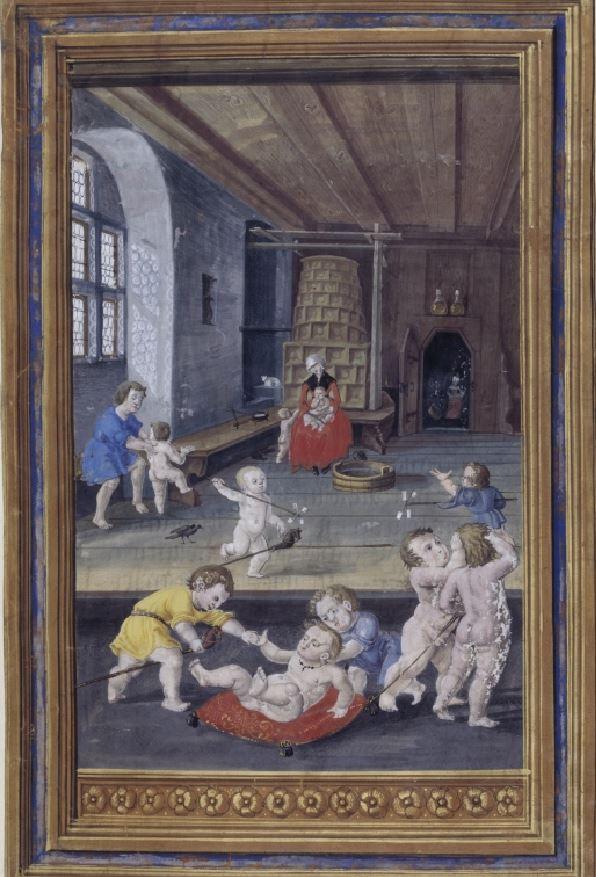 Splendor Solis Ludus puerorum 1532 version Berlin