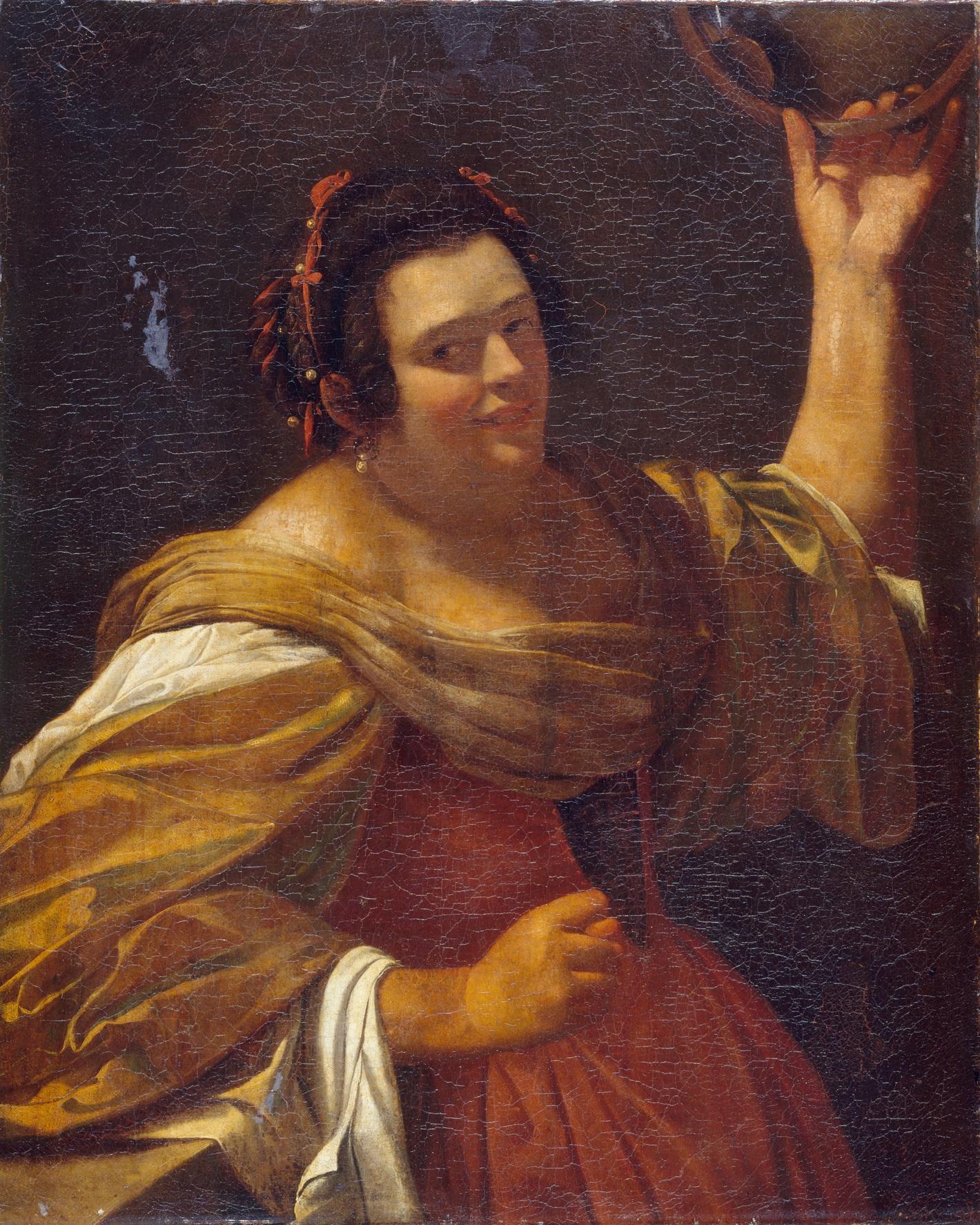 femme-jouant-du-tambour-basque_don-Mazaroz-Musees-de-Lons-le-Saunier