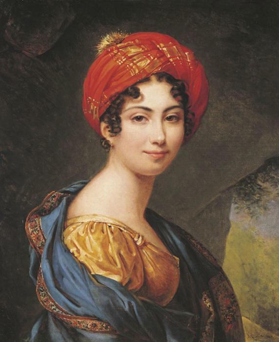 Autoportrait Julie Duvidal