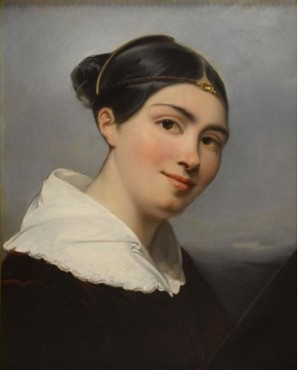Julie_Duvidal_de_Montferrier Gerard 1830 Hauteville House