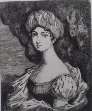Portrait Julie Duvidal inverse