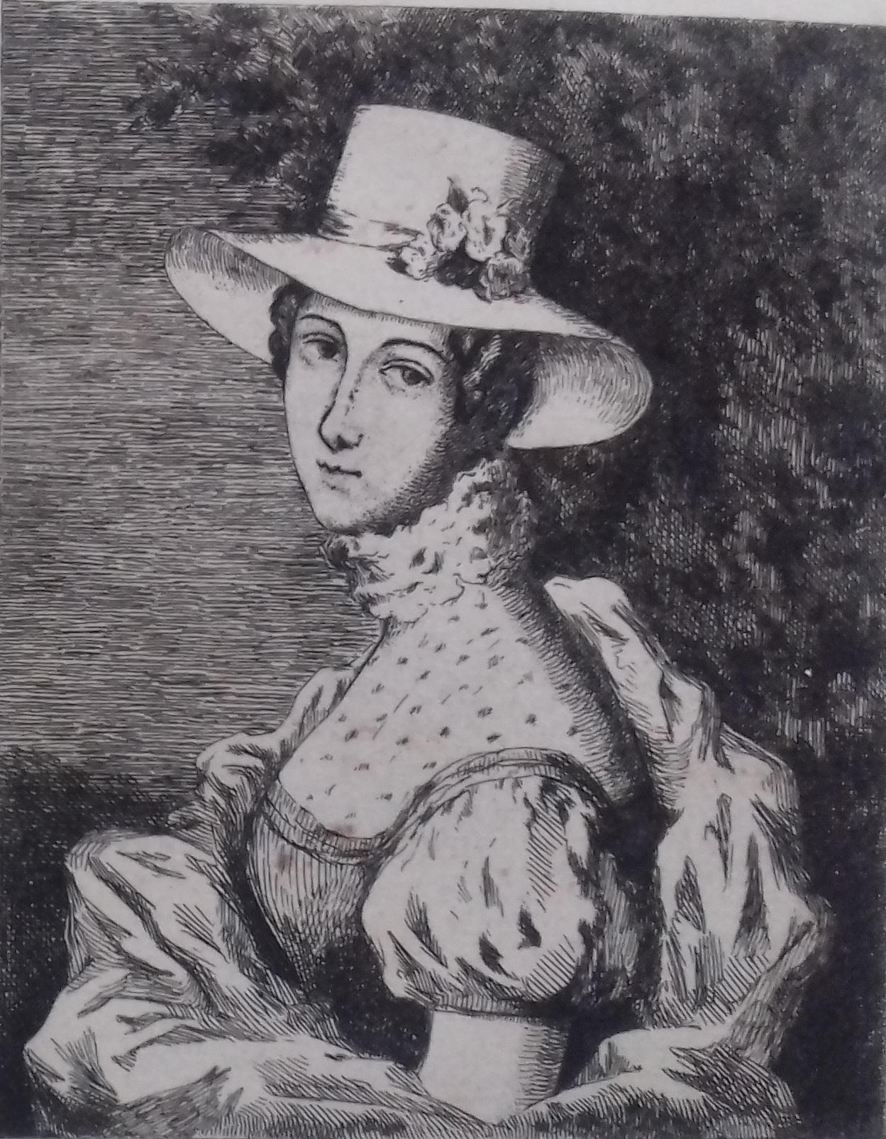 Portrait Zoe Duvidal