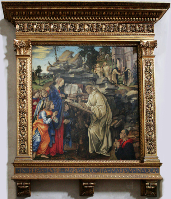 apparition-of-the-virgin-to-st-bernard-by-filippino-lippi-badia-fiorentina-florence_2