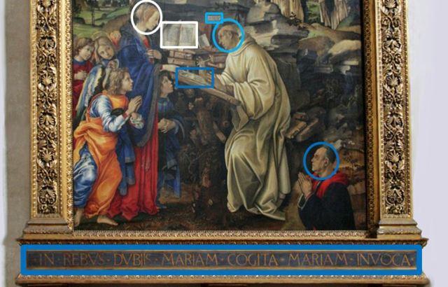 apparition-of-the-virgin-to-st-bernard-by-filippino-lippi-badia-fiorentina-florence_2_schema