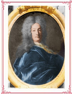 1669-1733 Jean Antoine Duvidal version couleur
