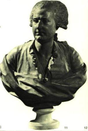 1781 Pajou Jean Philippe du Vidal Marquis de Montferrier Terre Cuite Musee de Montreal