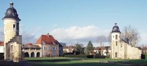 chateau des Clayes aujourd'hui