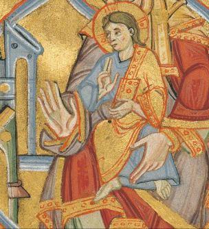 1102-25 ca Uta_Codex_Dedicace Bayerische Staatsbibliothek Clm 13601 f2 detail 2
