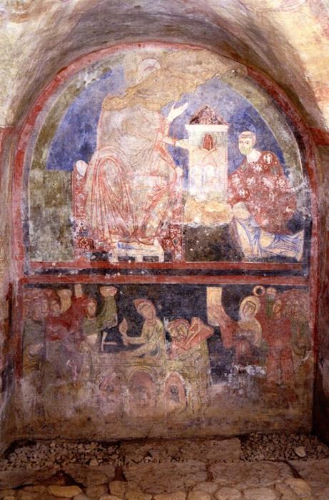 1190-1210 Ausonia Sainta Maria del Piano