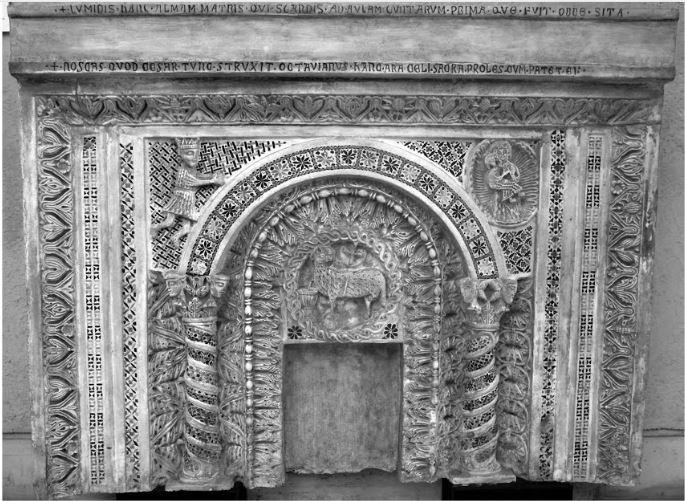 1200-1300 Autel transept gauche
