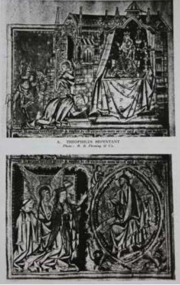 1252-67 Apocalypse de Lambeth MS 209 f46v