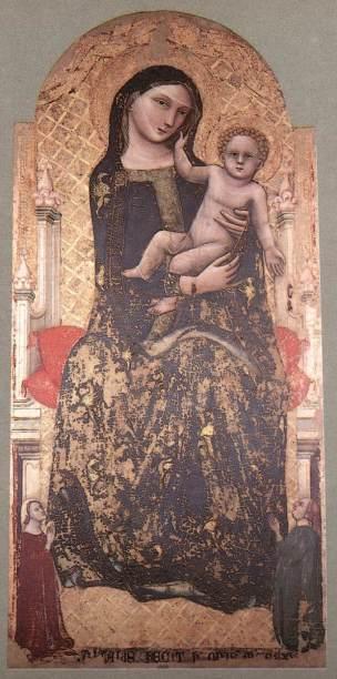 1345 Vitale da Bologna Madonna d