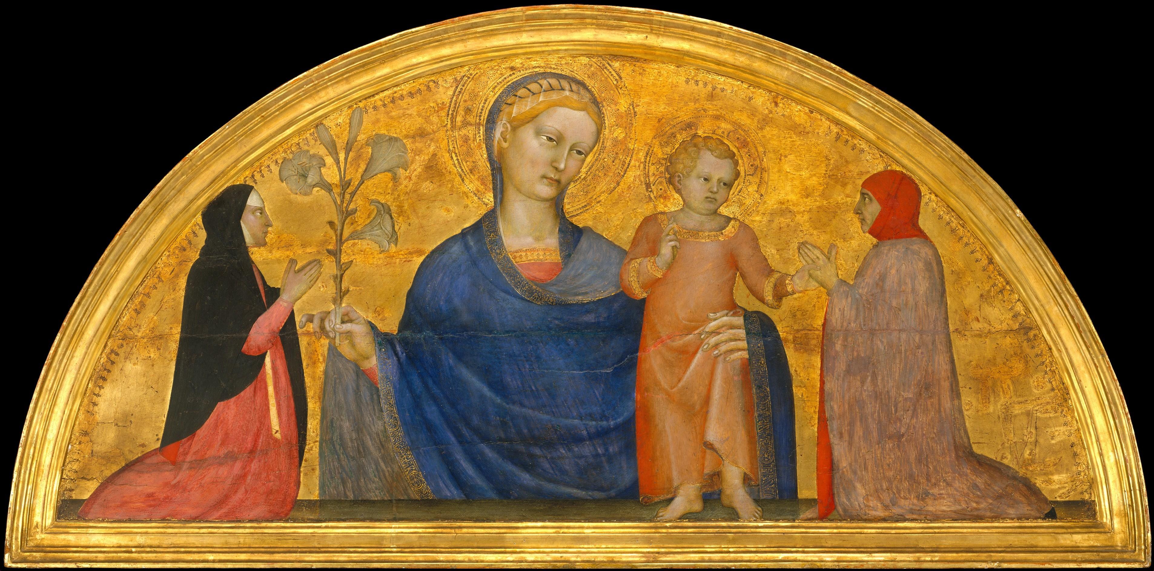 1365 ca Giovanni da Milano MET unkown