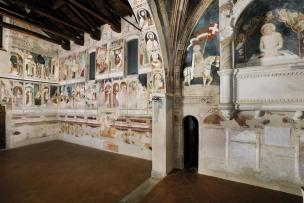 1368-69 Le comte PorroTombeau Mur gauche S. Stefano di Lentate