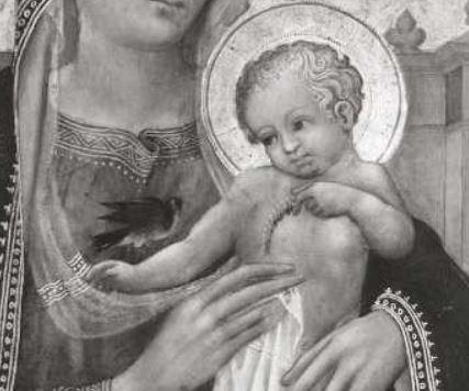 1417 battista_di_gerio-_trittico reconstitue detail