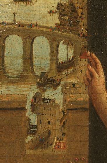 1435 Eyck_madonna_rolin moulins