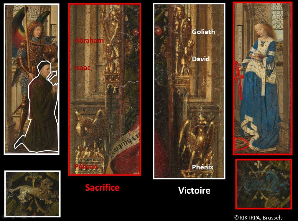 1437 Jan_van_Eyck Triptyque de Dresde schema 2