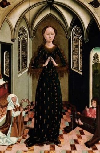 1450–80 Maitre de 1473 Maria-im-Aehrenkleid-Wiesenkirche Soest