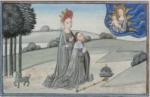 1450-1475 Christine de Pisan, Epitre Othea, Cod. Bodmer 49, 148v Cologny Fondation Martin Bodmer